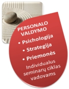 Personalo valdymo psichologija